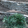natural field stone wall